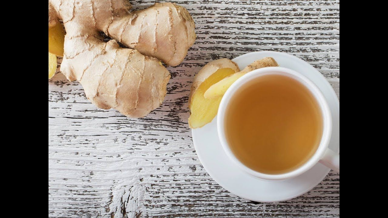 (1) How To Make Healthy Ginger Tea Video Dr. Weil