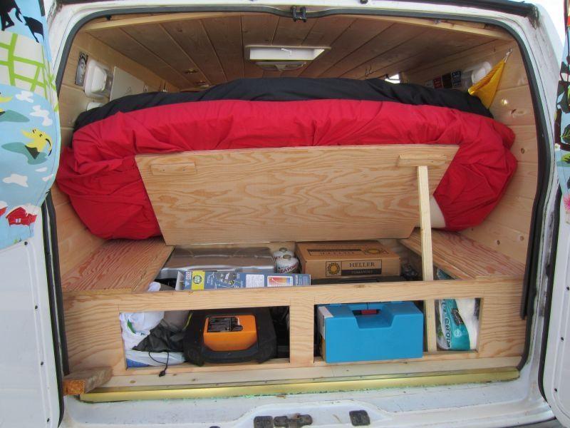 Imgur Astro Van Camper Van Conversion Diy Chevy Astro Van