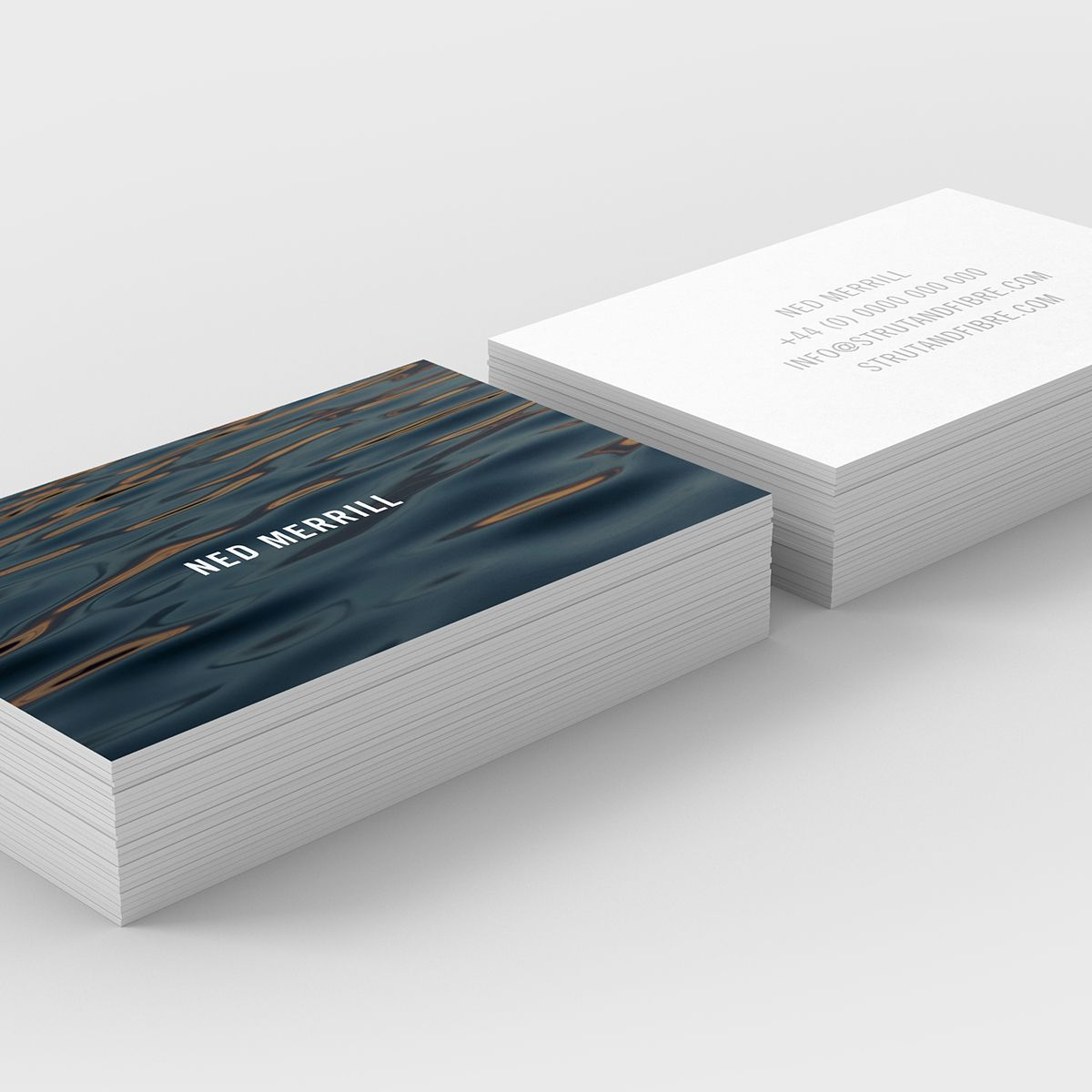 Merrill – one of our Texture business card templates available to ...