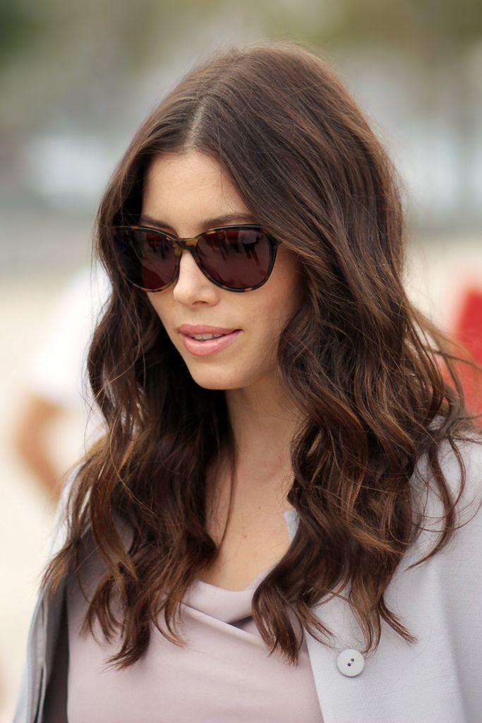 Jessica Biel By Matthieu Sorey Garnier Beauty Hairmakeup
