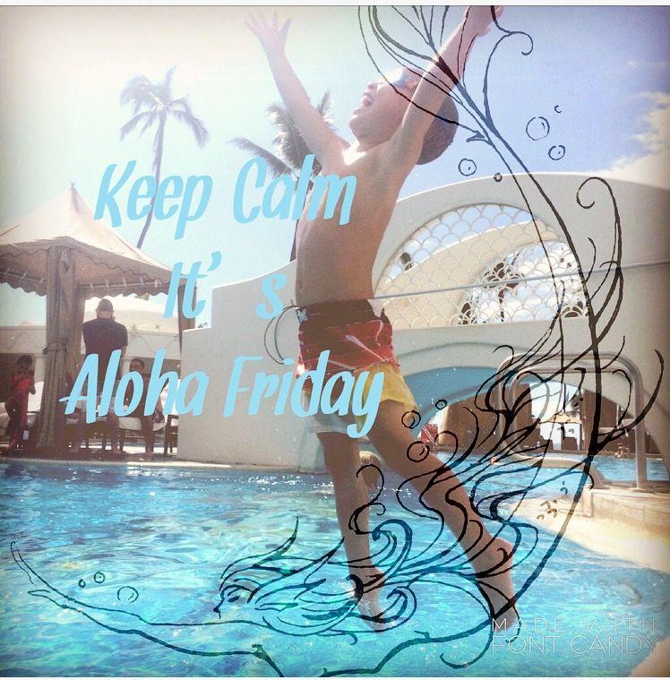 Happy Aloha Friday #AlohaFriday #letsweekend #adventureawaits #Maui #Hawaii #808 ☀️🌴🏖🌺🌸🐚🐠🐳🐬