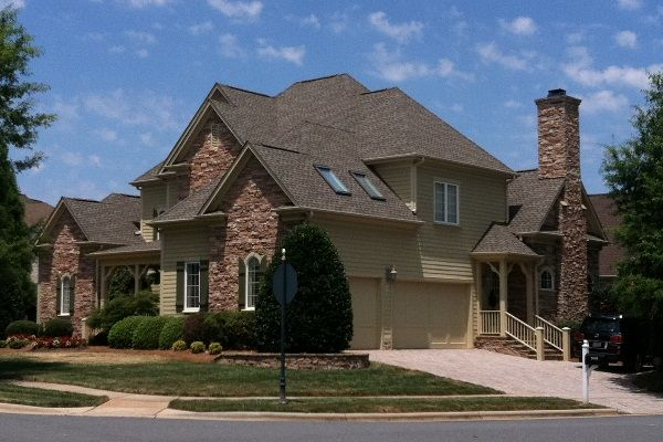 Before After Roofing Photos Shingle Colors House Exterior Shingling