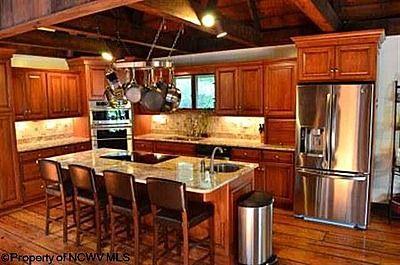 Morgantown Home Cabin Kitchens Log Cabin Kitchens Home