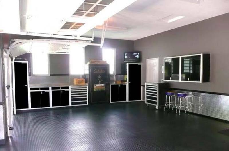 Custom Garage Interiors