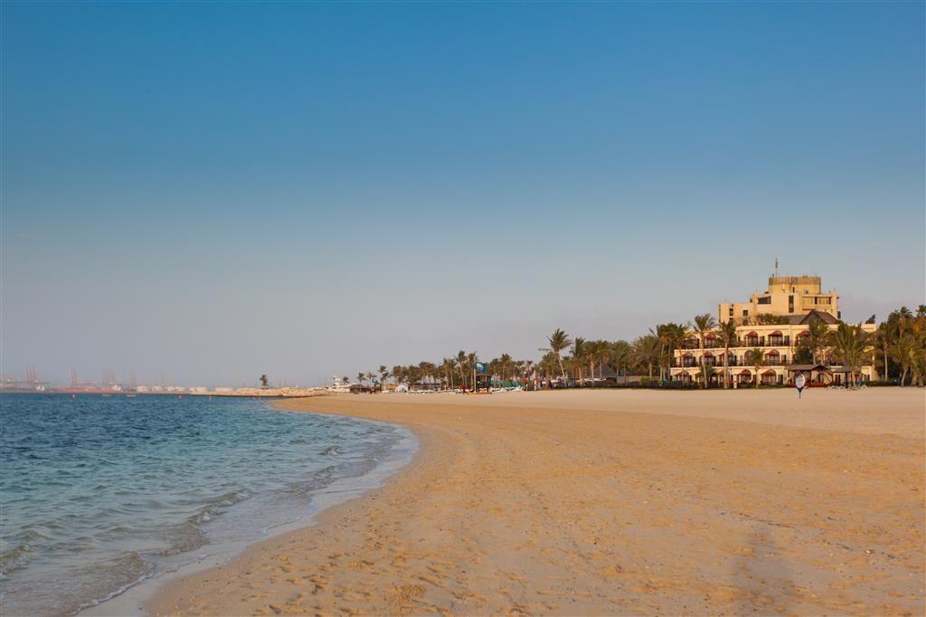 Jebel Ali beach