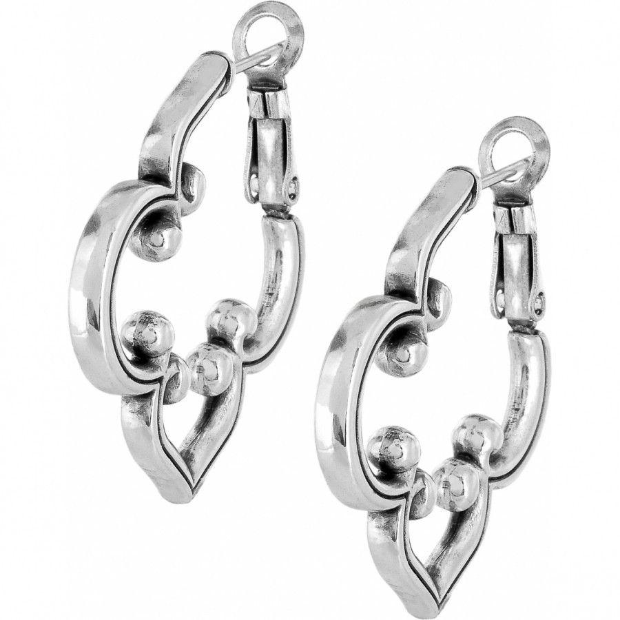 Brighton Toledo Hoop Earrings