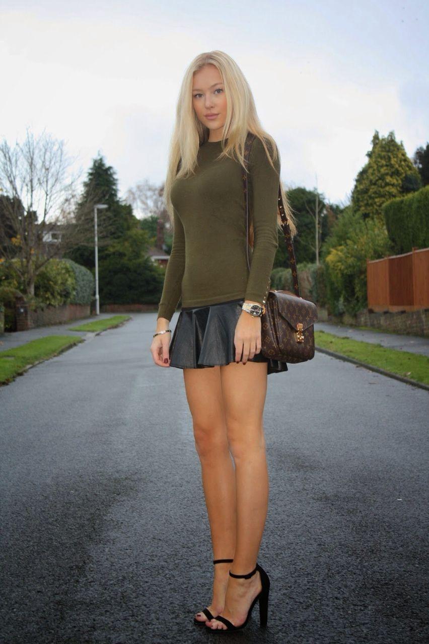 Cute blonde uk girls in short skirts, ryan gentles leaked