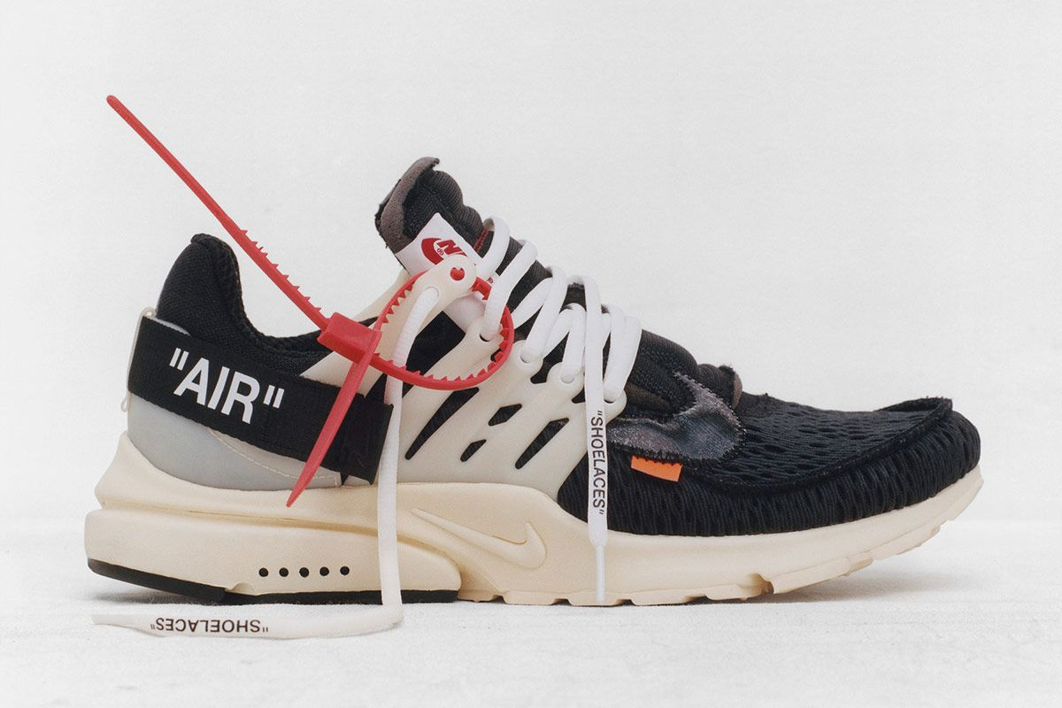 Nike & OFF-WHITE Finally Unveil All 10 Sneakers From Their Highly  Anticipated Collab