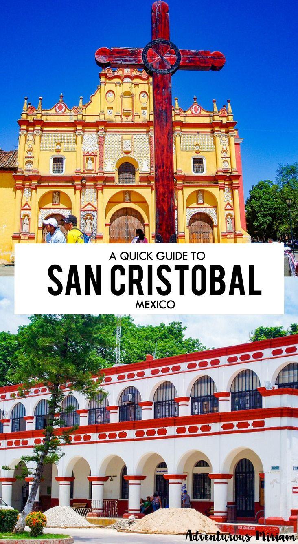 A quick guide to San Cristobal de las Casas the cultural