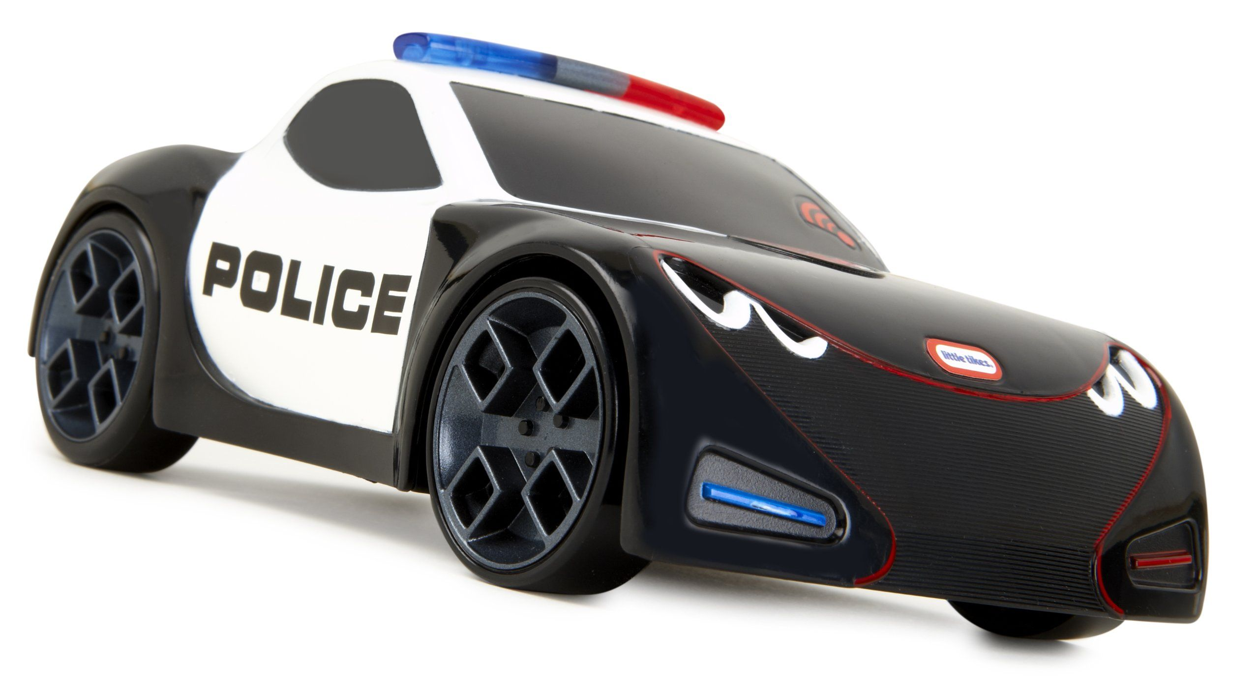 Little Tikes Touch n' Go Racer Police Car Sound effects with touch