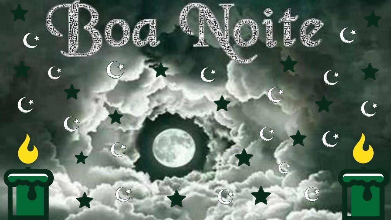 Linda Mensagem De Boa Noite Durma Na Paz De Deus Lindo Video Em