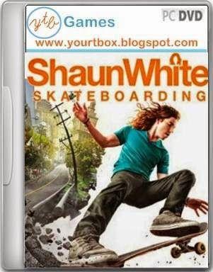 Shaun White Skateboarding Pc Game Free Download Yourtbox Shaun White Skateboarding Shaun White Shaun White Snowboarding