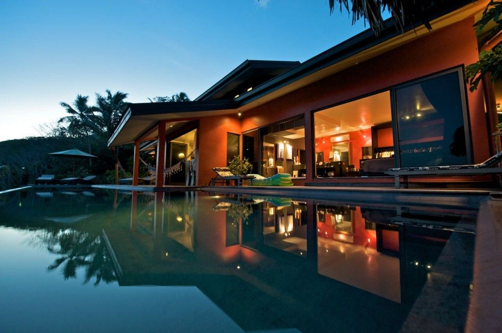 Dream Infinity Pool House Collection Interior Design - House cape town amazing infinity pool