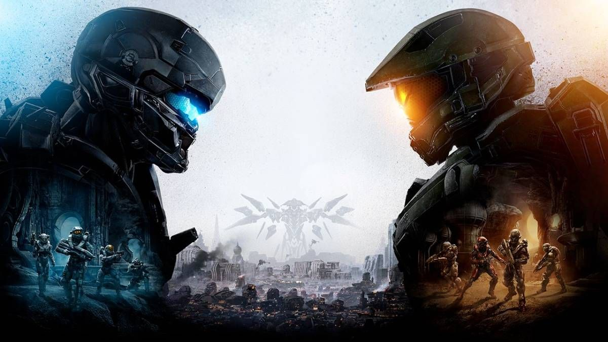 Halo How To Get Ce Master Chief Collection All Skulls Halo 5 Guardians Halo Game Halo 5