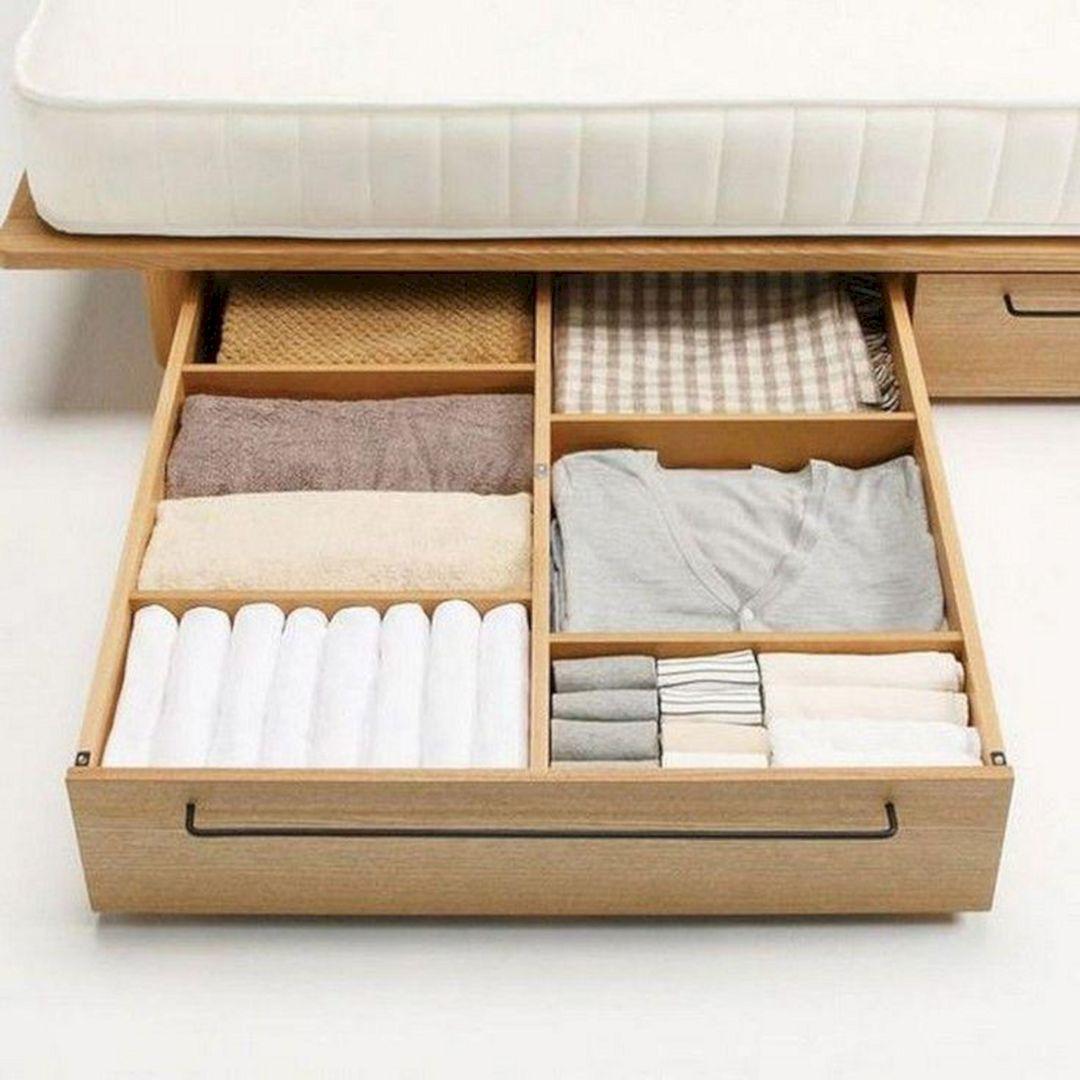 14 Marvelous Bedroom Storage Under Beds Ideas For