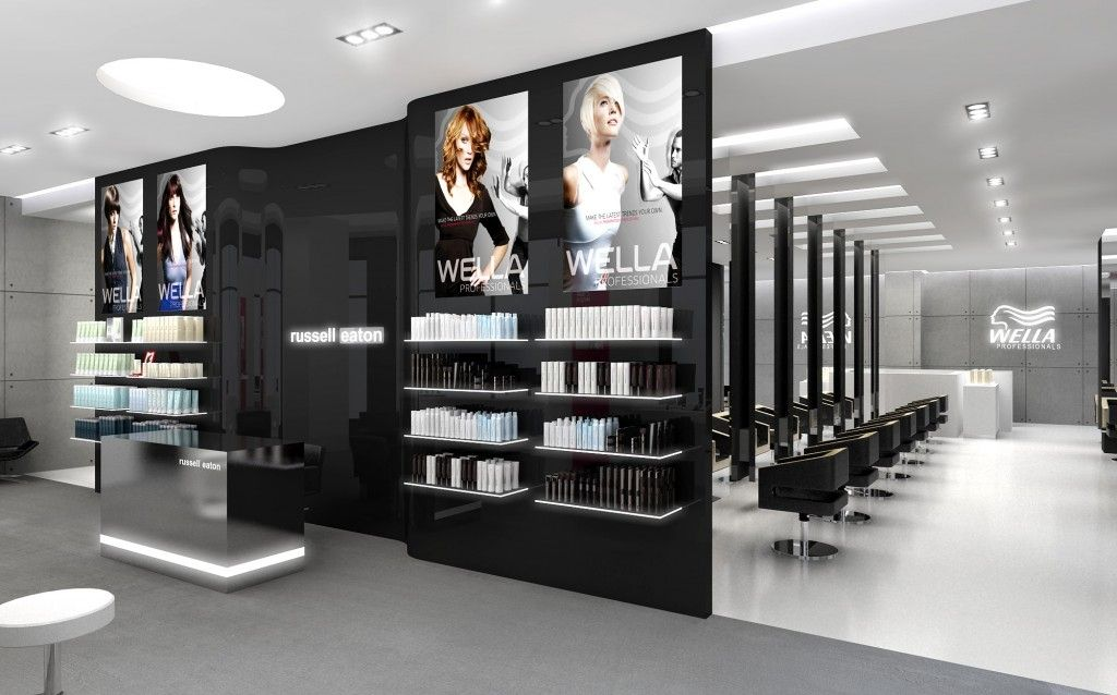 Designer Salon Furniture Hair Salon Refurbishments Beauty Planet ...