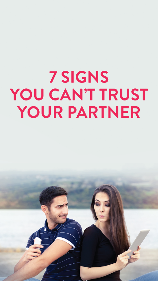 7 signs your spouse is cheating