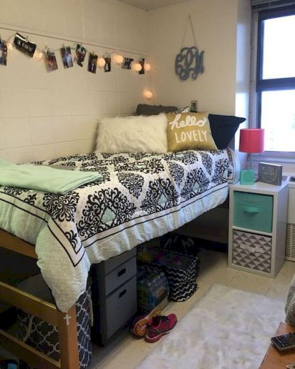 Get Dorm Room Decor Inspiration Choosing Multifunction Furniture For Decorating A Dorm Room Dormroom Howtode Girls Dorm Room Cute Dorm Rooms Cool Dorm Rooms