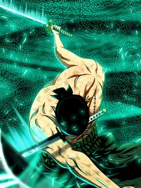 Roronoa Zoro IPhone Wallpaper ID
