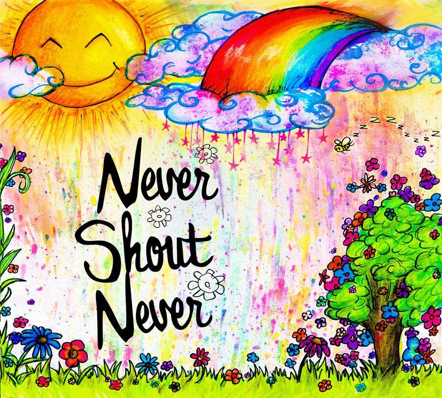 Never Shout Never Logo Buscar Con Google Never Shout Never