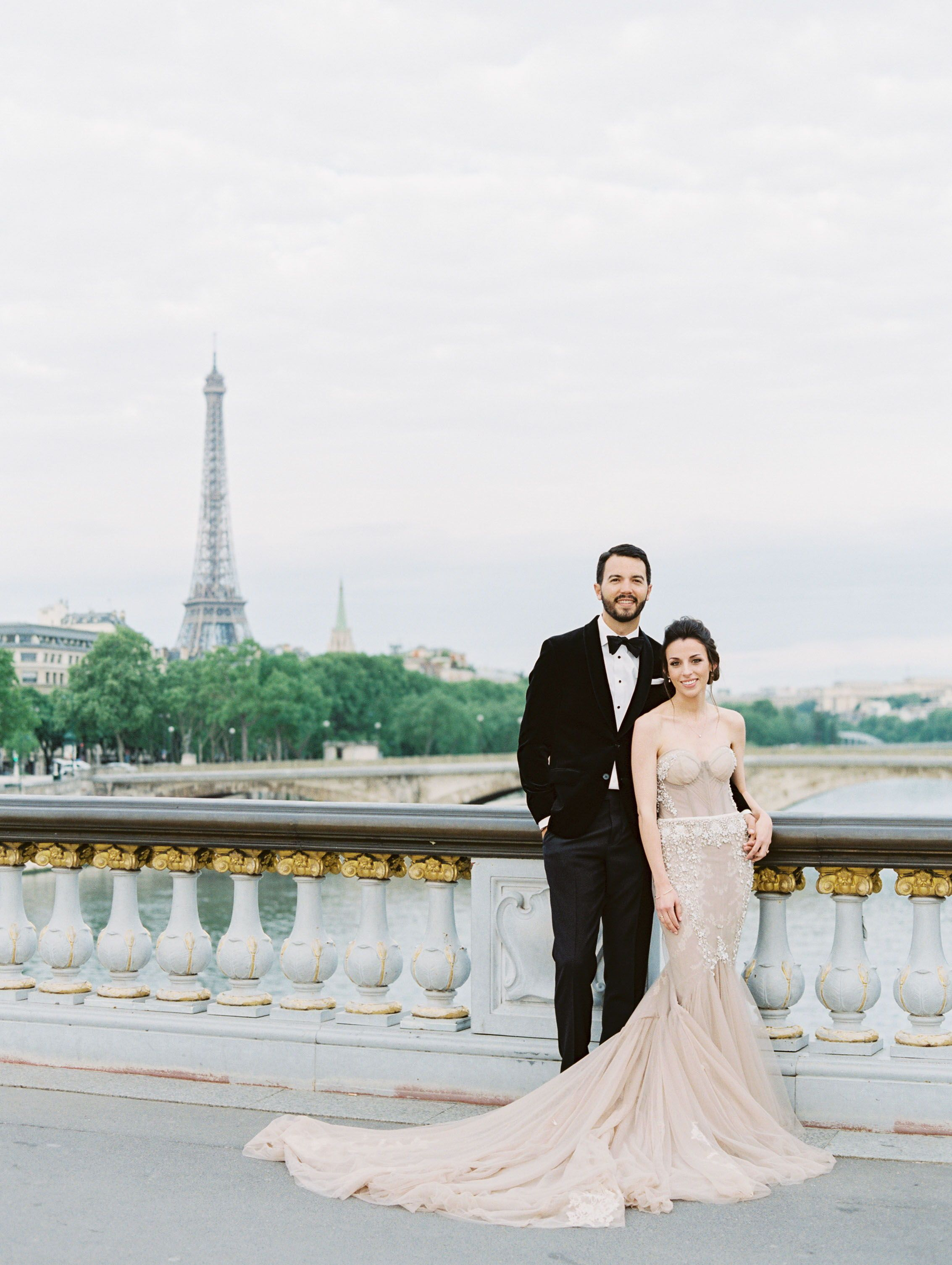 Elegant And Romantic Paris France Dinner Party Wedding Black