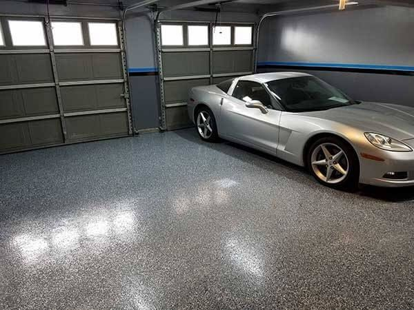 Polyurea Garage Floor Coating Kits -- All Weather Floors