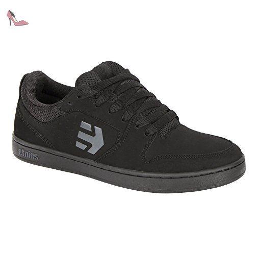 Fader, Chaussures de skateboard homme, Noir (013/Black Dirty Wash), 45.5 EU (10.5 UK) (11.5 US)Etnies