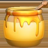 Emoji Honey Pot Png Picsart Ios Iphone Honey Pot Honey Jar Honey Diy