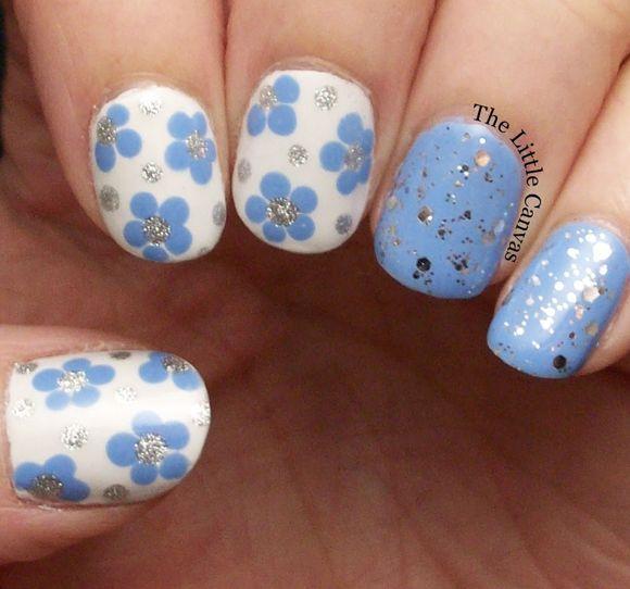 Gallery – Voglia di… Nail Art di Primavera?  #tendenze #nails #unghie #tentazioneunghie #nailart #spring