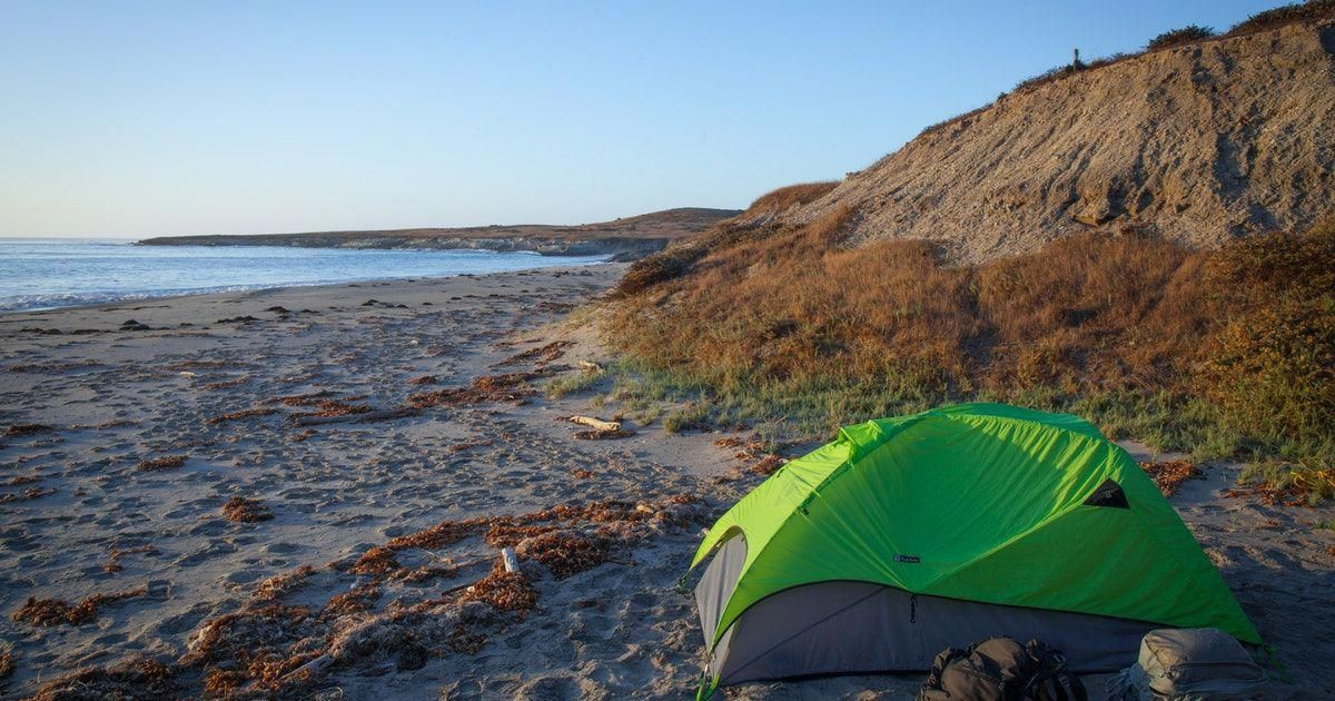 8 Perfect Spots For Beach Camping In Southern California