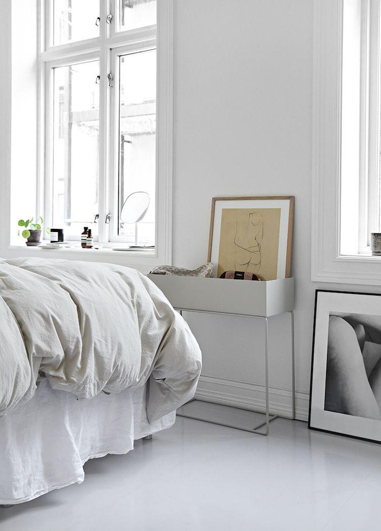 my scandinavian home A Norwegian Bedroom Gets