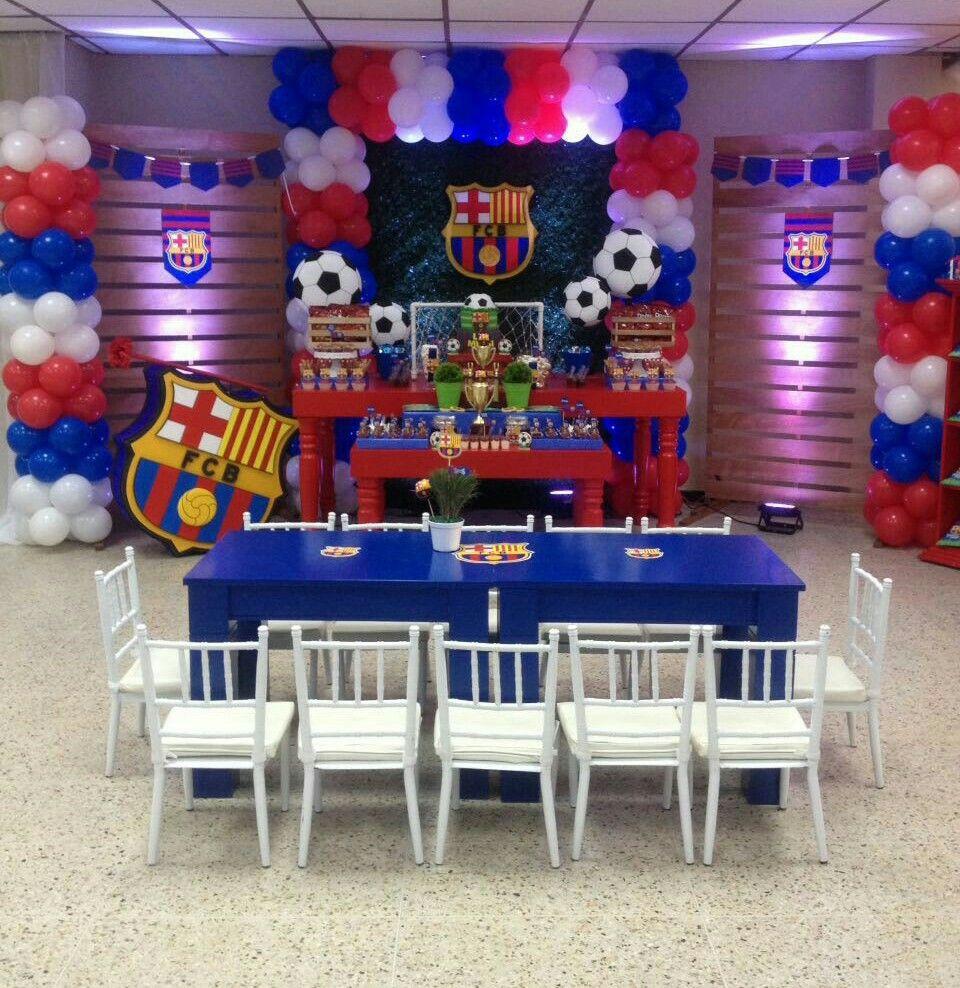 Fiesta bar a fc mis decoraciones en decopartyc fiesta fiestas tem ticas y cars fiesta - Decoracion de bares tematicos ...