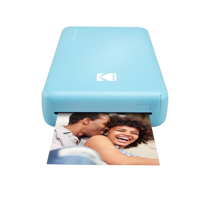 Kodak mini 2 hd wireless portable mobile instant photo