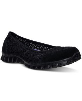 Skechers Women's GOwalk Flighty Memory Foam Walking Sneakers