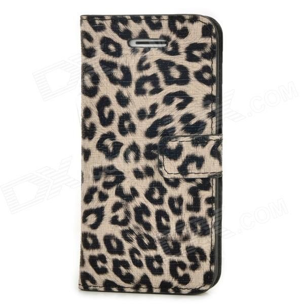 Brand: N/A; Quantity: 1 Piece; Color: Black + light grey; Material: PU Leather + Plastic; Compatible Models: Iphone 5C; Other Features: With 2 card slots; Packing List: 1 x Case; http://j.mp/1leVgEC