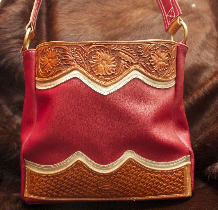 Grady Douglass Custom Leather Purse