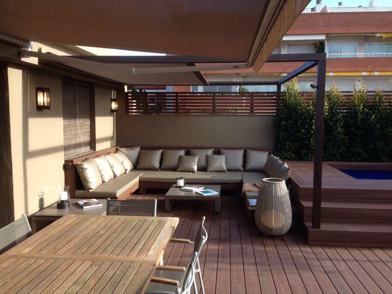 diseo terrazas diseo exteriores decoracin exteriores