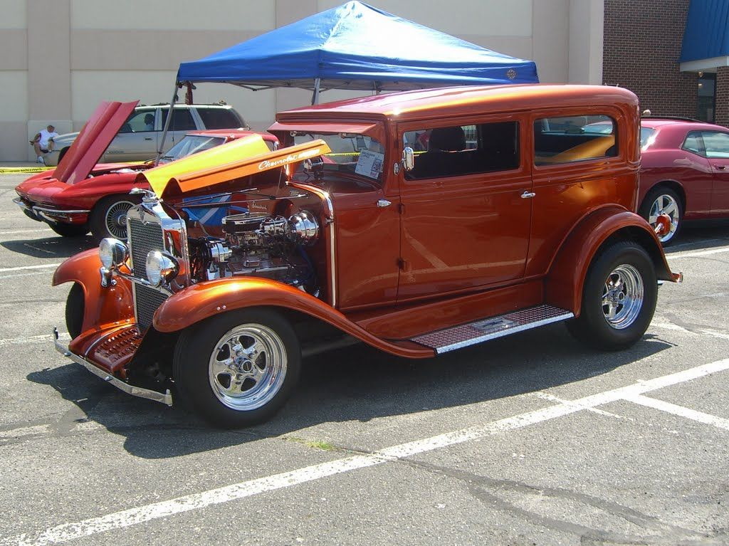 1931 Chevrolet Sedan | Photo of a 1931 Chevrolet 4 Dr Sedan (The ...