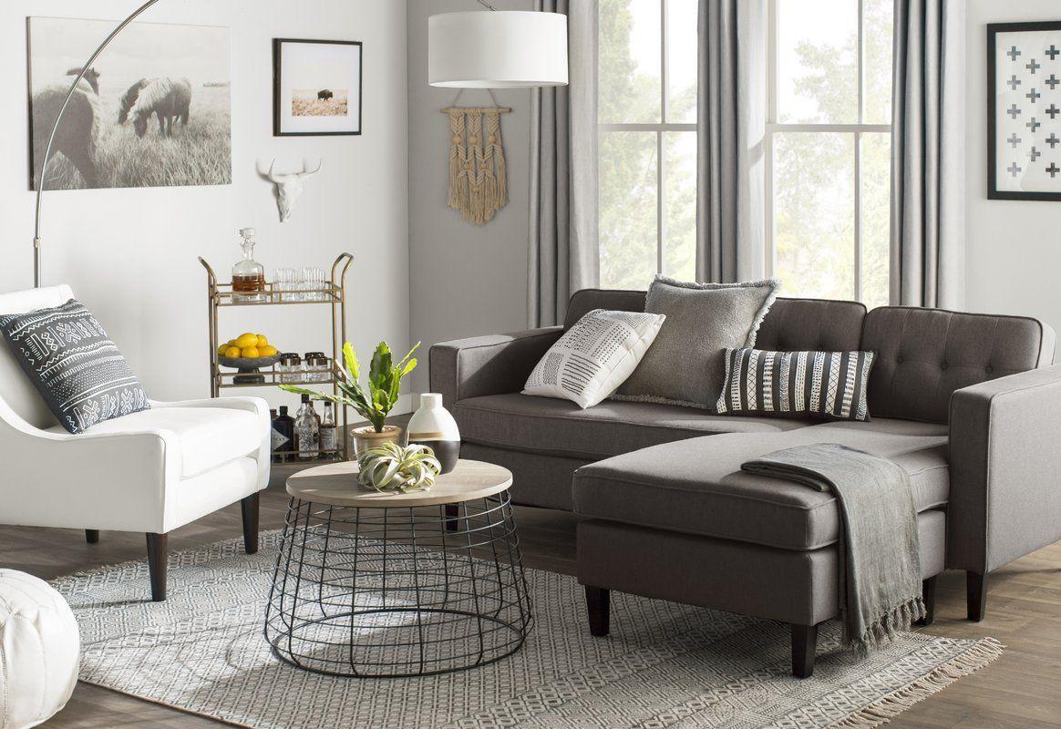Oldtown Hand Woven Gray Area Rug Terrace Living Room Grey Brown Living Room Living Room Color Schemes