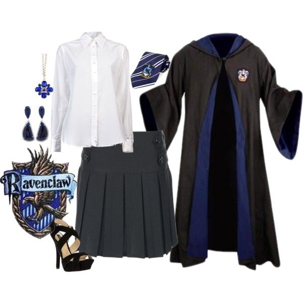 Ravenclaw Uniform Harry Potter Outfits Hogwarts Outfits Ravenclaw Outfit