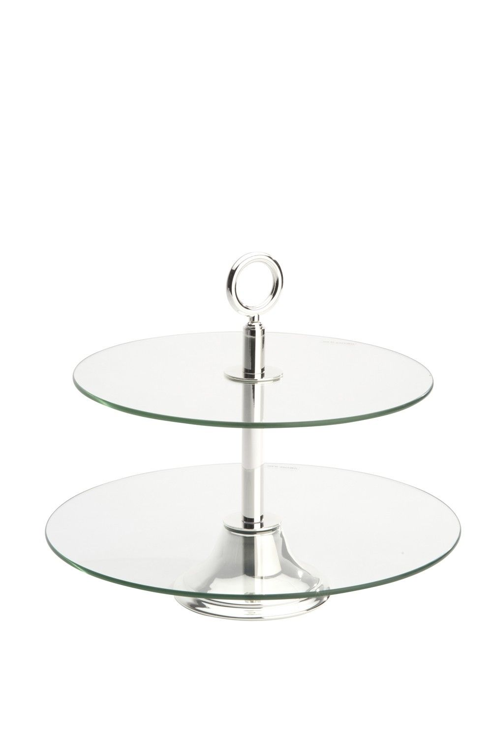 Serving Stand Celeste Round 2 Tier Zilverstad Brands With Images Serving Stand Tiered Cake Stand Tiered