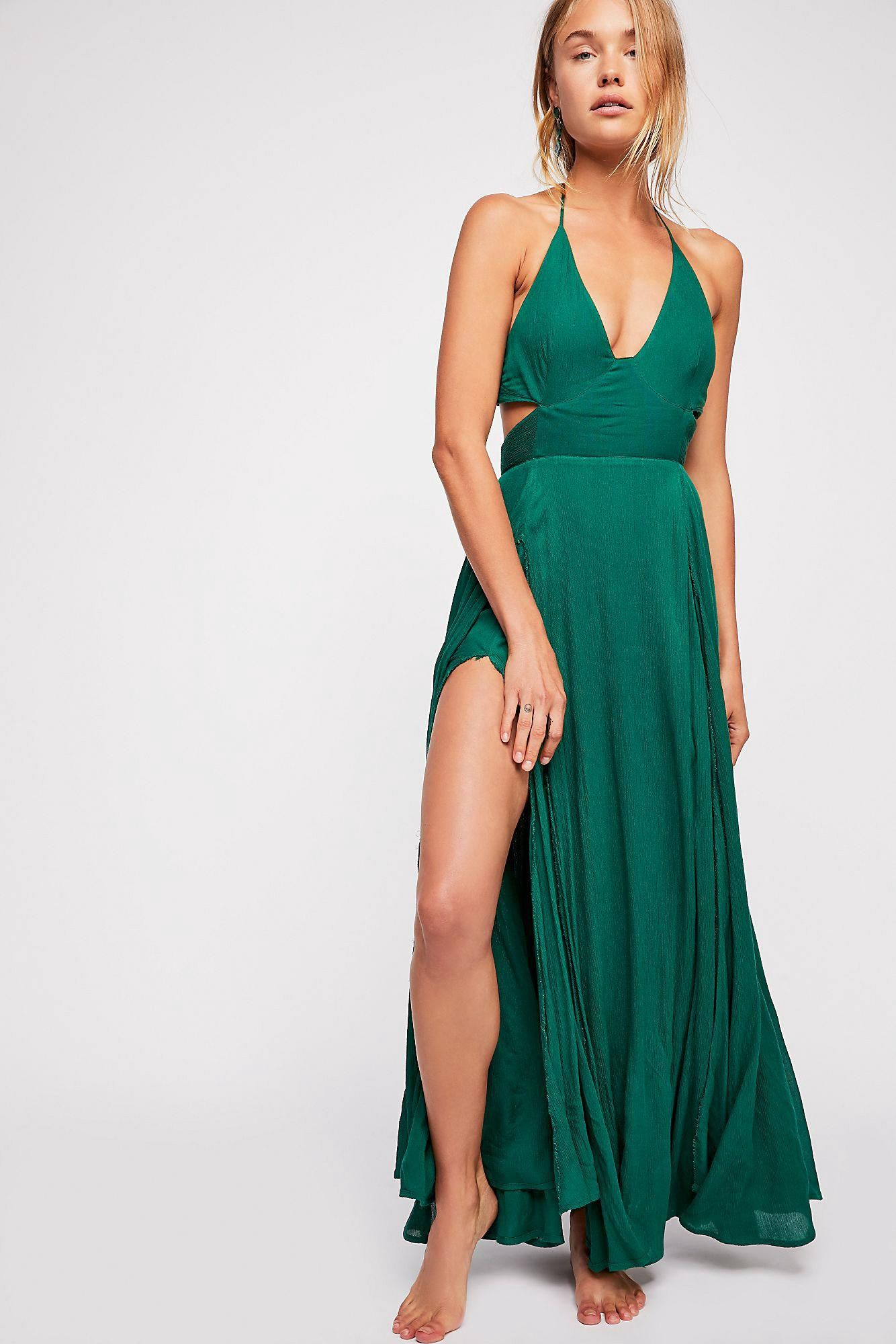 Free People Lille Maxi Dress Summer Bronze Xs Maxidressessummer Maxi Dress Summer Dresses Maxi Dress Green [ 2000 x 1334 Pixel ]