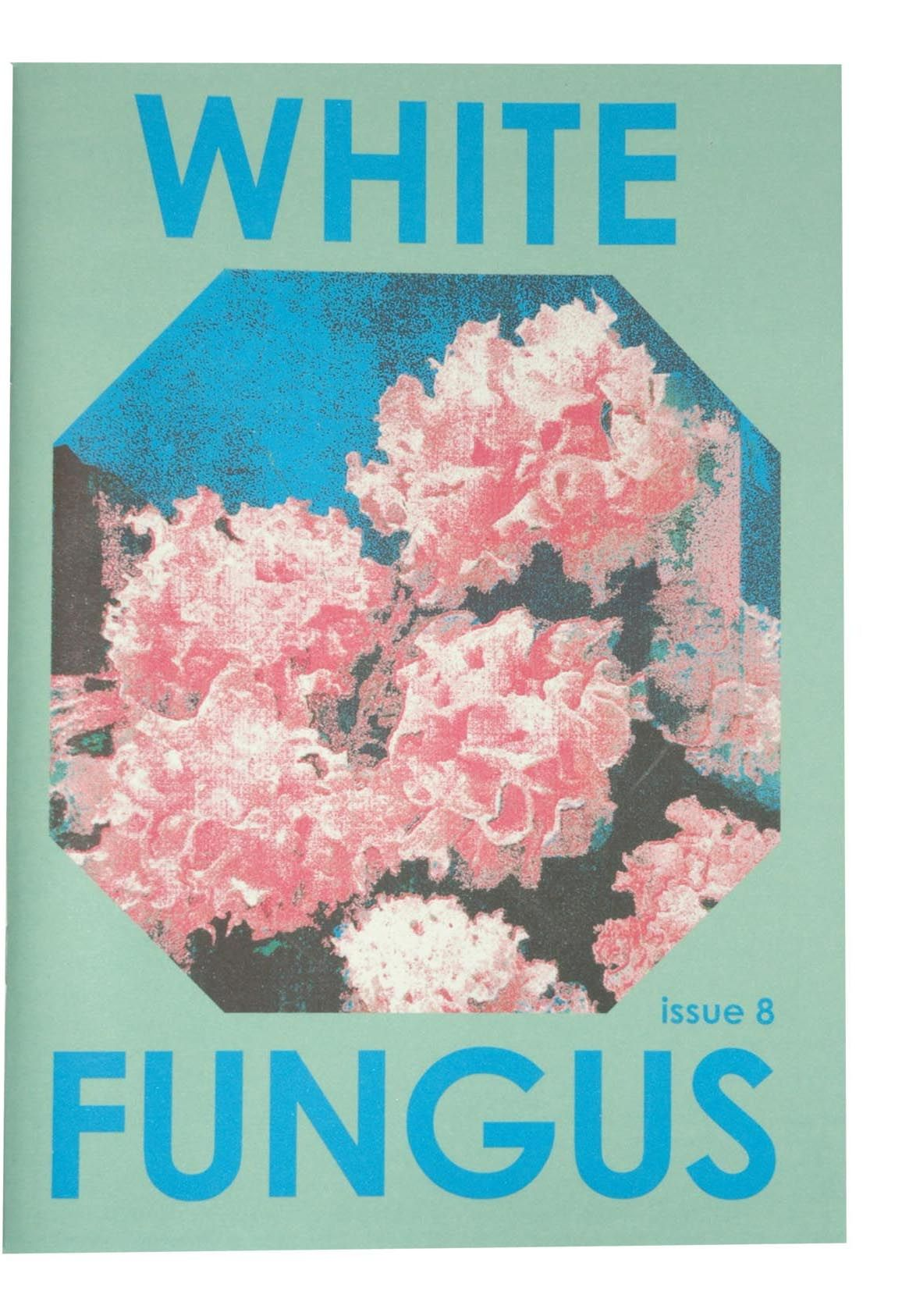 White Fungus issue 8 cover