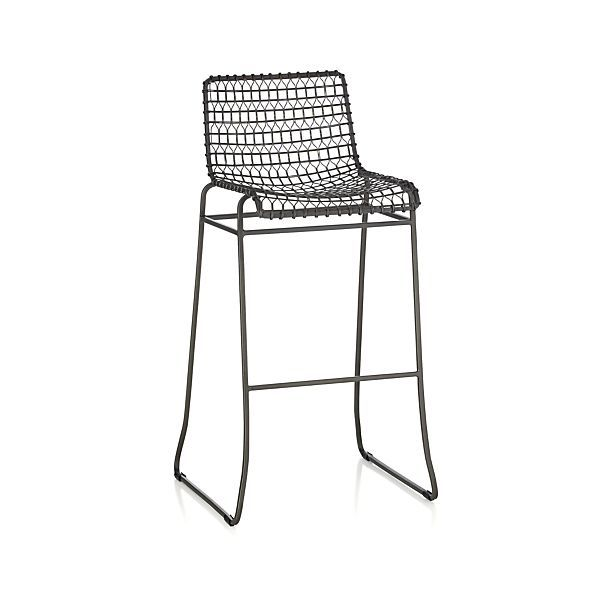 Tig Metal Bar Stool Reviews Crate And Barrel With Images