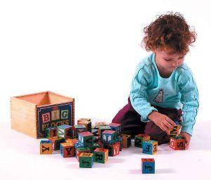 Educational Alphabet & Language Schylling Alphabet Block Schylling Abc Blocks