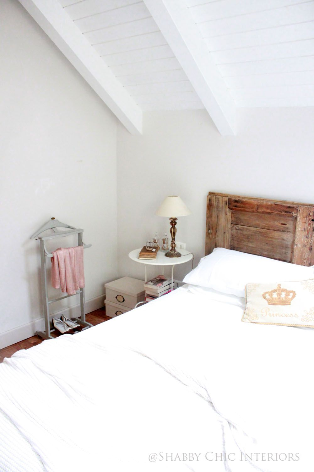 Shabby Chic Interiors: La mia camera da letto | interior | Pinterest