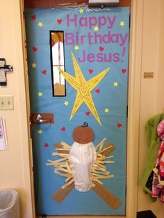 My Classroom Door For Christmas Learning Land Musts Christmas