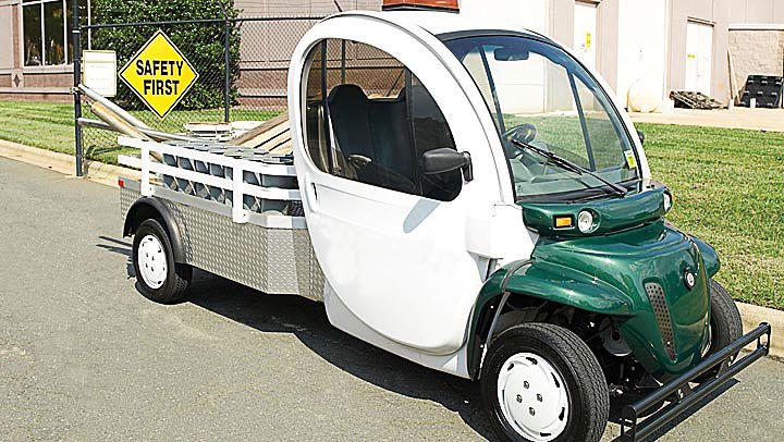 Gem El Electric Utility Vehicle Electric Golf Cart Utility Vehicles