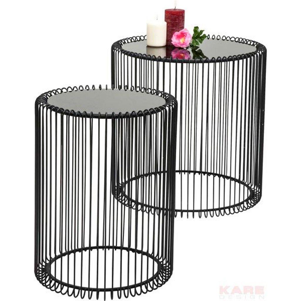 KARE Design BEISTELLTISCHSET Schwarz Jetzt Bestellen Unter: Https://moebel .ladendirekt