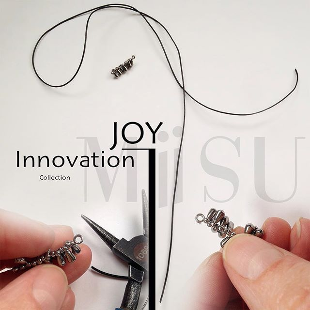 """""""JOY"""" is coming, the #newest adornment of Innovation  Collection by #MiiSU... Check us for Updates on @miisujewel"""